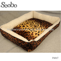 Leopard Pet Beds &Dog Bed And Cat Beds