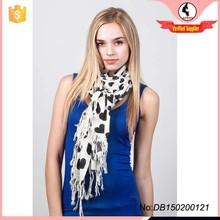Top quality plain pashmina shawl hearts pashmina for ladies