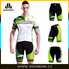Summer custom sublimated cycling sets jersey and knicks