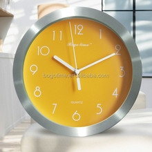 6 inch wall clock promotional smallest wall clock