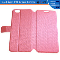 Fashionable Design for iPhone 6 Flip Cover , for iPhone 6 Case Cover with Stand Function