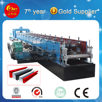 C purlin roll forming machine/roofing machine