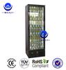 Led Light single beer bottle cooler/Electric back bar fridge