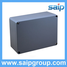 IP67 waterproof enclosure aluminium junction box for outdoor use