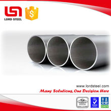 PE or BE ends oil and gas industry A268 TP430 seamless stainless steel pipe