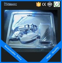 Wholesale transparent clear clamshell blister packaging blister pack/packs /packaging manufacturers
