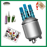 China Hot Selling Alkyd Resin Stirred Reactor & Reaction Vessel
