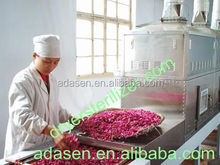 Cheap Commercial Industrial Microwave Rose drying/sterilizing equipment