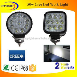 Remote Control Lamp, 50W LED Work light for car, motorcycles, atv, utv and trucks....