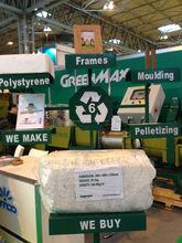 maquina clientadora de reciclaje poliestireno