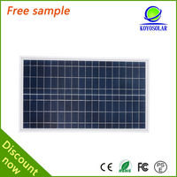 high quality and normal specification 100 watt soalr panel