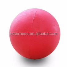 pet toys, high quality Solid rubber ball for dog