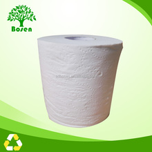 coreless recycled toilet paper roll,2-ply toilet paper roll
