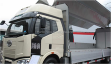 FAW J6L wing van for sale Philippines