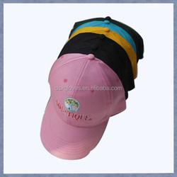 Custom Pattern Cotton Caps Baseball Cap Size Children