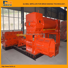 Myanmar small size brick factory clay making machine in my hometown