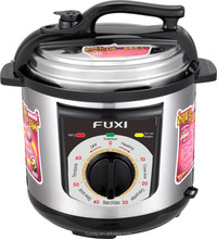 Stainless Steel Pressure Cooker With Non-stick Coating Inner Pot(FX50J-D)