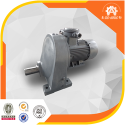 High speed low noise SEW helical concetric gearmotor for lift