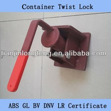 Casting Steel Trailer Container Twist Lock for Sale