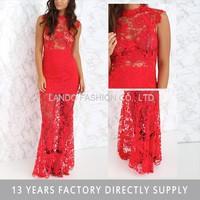 2015 Latest New fashion bandage women lace dresses wholesale sexy autum winter maxi long bodycon cocktail lady dress