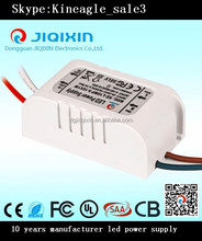 2 years warranty, Free shipping 10W 90-264V High efficiency Constant Voltage led drivers power supply