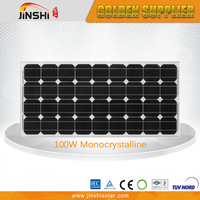 Competitive Price Widely use 12v 100w Solar Panel For Solar System