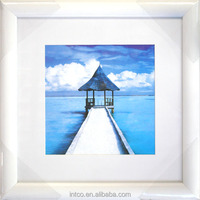 2015 New Plastic picture & art frame - Environmental friendly