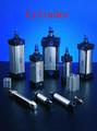 cyclinder de aire tubos acopladores doble acción del actuador