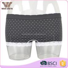 Hipster hip enhancer good quality dot paint seamless nylon panty