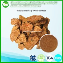 High quality Rhodiola Rosea Extract 5% Rosavins