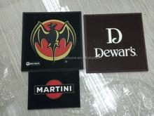wholesale custom bar spill mat