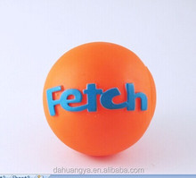 Floating Ball Toy/ Orange Ball Dog Toys/Latex Ball for Dog