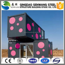 special camp container house