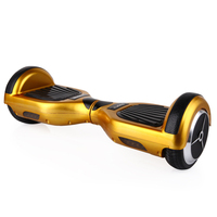 Smart Wheel Balance Scooter 2 Wheel Electric Drifting Board Personal Adult Transporter with LED Light