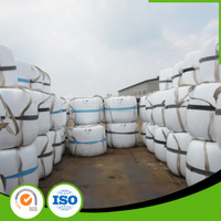 500/750mm x 25mic PE agriculture silage stretch film net bale wrap
