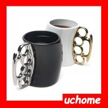 UCHOME Ceramic fist mug,ceramic espresso mug,ceramic pottery mug