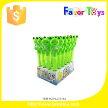 2015 Hot sale 28.5 cm bubble water toy animal toy set with display box