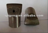 chisel type flat face deep hole drilling bits USA oil well
