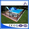 Removable Aluminum Swimming Pool Fence