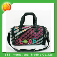 wholesale good quality prompt goods fashionable travel duffle bag
