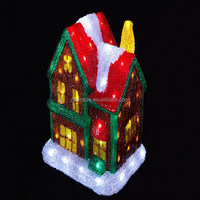 Newest new products led christmas star 3d vertical lights