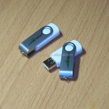 encrypted swivel type usb flash drive promotional