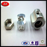 OEM cnc mechanical drawing parts made in China