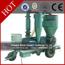 Grain vacumm conveying pump waer resistance resins material suction conveying equipment for silo bulk unloading