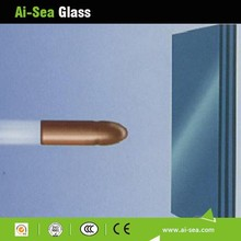 AI-SEA Glass Bulletproof Glasses With ISO & CE Certificate 2015 High Quality Safty Bullet-proof Glass For Sale