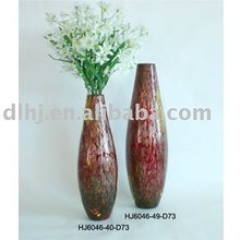 Murano Glassware in Red