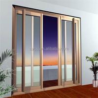 Wholesale low price standard sliding glass door size