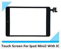 Wholesale Touch Digitizer Glass Screen Assembly For iPad mini2 With IC And Accessory