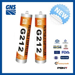 fast cure guttering silicone sealant