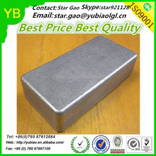 Hammond 1590g aluminum box without surface treatment for electronic cigarette battery from China factory